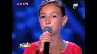 Next Star -12 yrs old - Elena Hasna - Je suis Malade