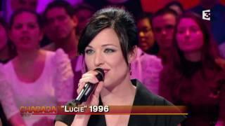 Claire Keim, Natasha St Pier - Lucie - Chabada Paroles de femmes