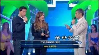 Hélène Ségara&Titoff (N'oubliez Pas Les Paroles FR2 02.06.2012)