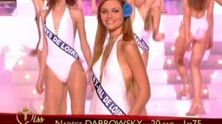Miss France 2007 Swimsuit competition