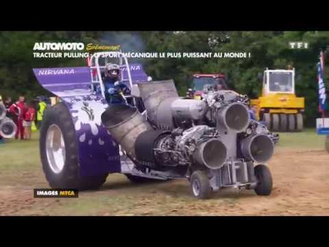 Tracteur Pulling : Le sport mécanique le plus puissant au monde