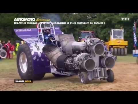 Tracteur Pulling : Le sport mécanique le plus puissant au monde