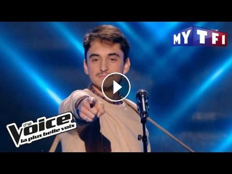 Jules Couturier - « Digital Love » (Daft Punk) | The Voice
