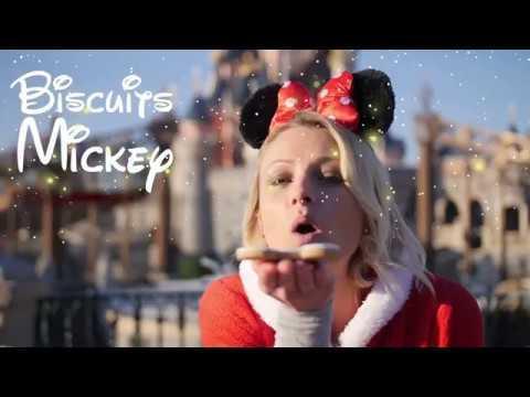 ❅• ROXANE ET LOUANE À DISNEYLAND PARIS | RECETTE DE NOEL BISCUITS MICKEY •❅